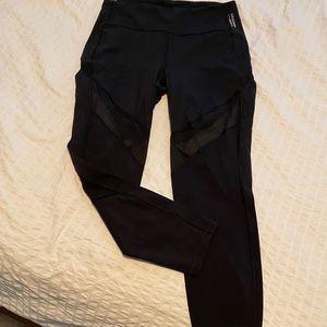 Lululemon x Barry's black leggings